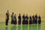Lehrgang mit Uwe Kumpf 2011