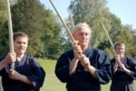 SHIAI-TRAINING mit Kurt v. d. Wyngaard