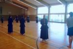 Training mit Shiina-Sensei 22 06 2005