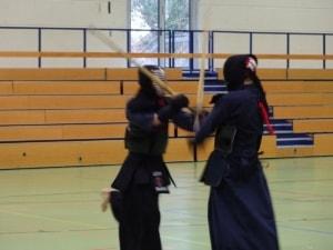 2. Wörrstadter Kendo -Tage mit Tsuneo Suzuki, 7. Dan Kendo
