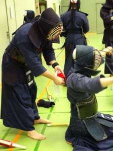 69. Mainzer Uni-Kendō-Seminar mit Kozaki-sensei