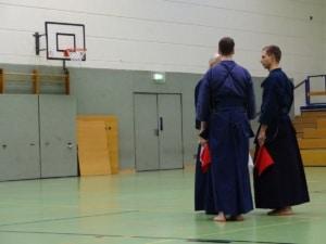 Jugendlehrgang mit Bundestrainer YAMADA Kaoru (Kyoshi 7. Dan)