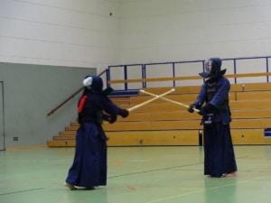 68. Mainzer Uni-Kendō-Seminar mit Kozaki-sensei