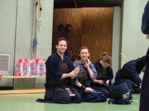 Kata-Lehrgang 2018 Frankfurt @ Robert-Koch-Schule